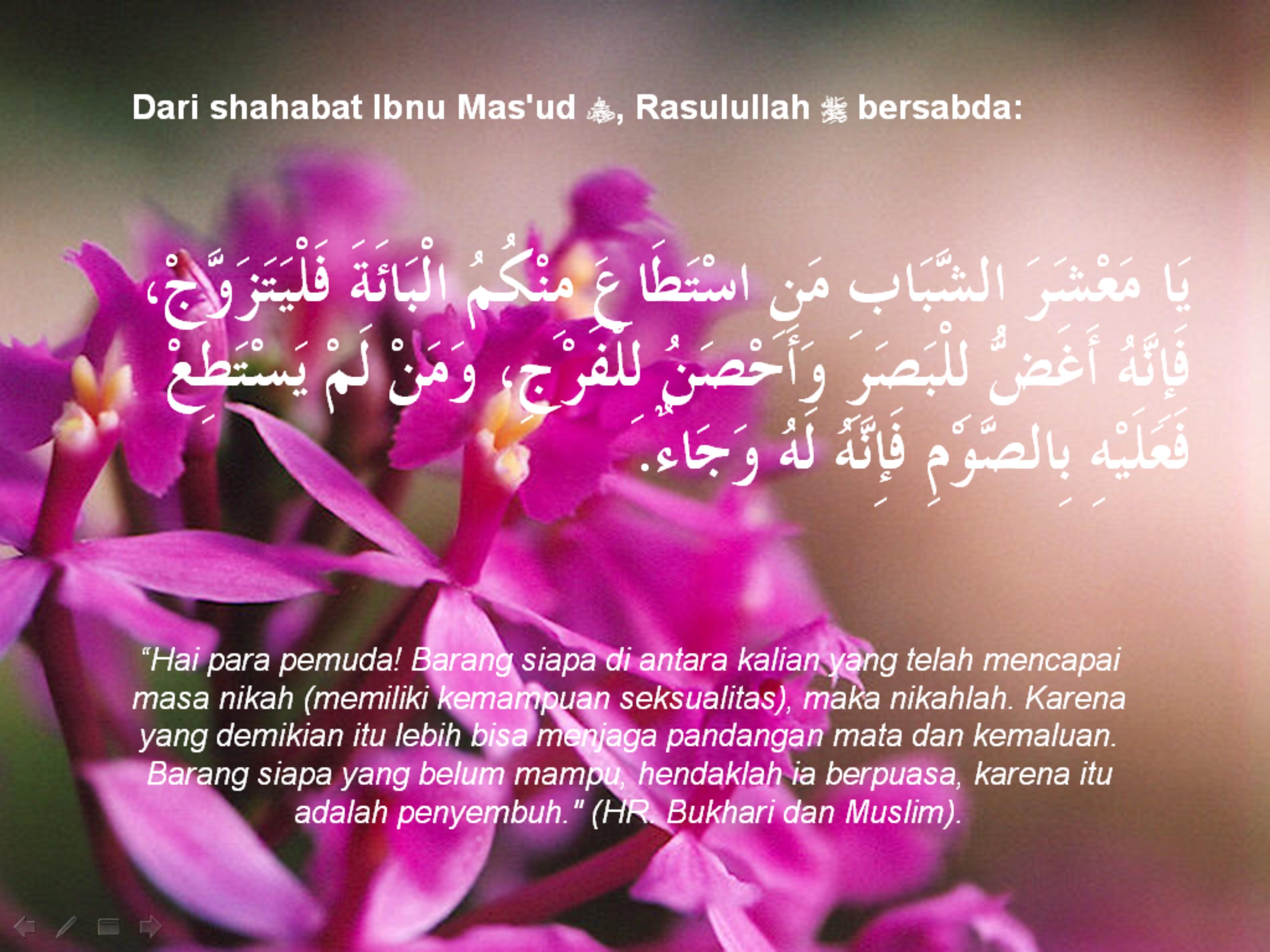 Audio: Ilmu-Ilmu Mengenai Bekal Pernikahan dan Menikah Islami