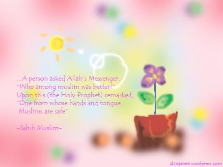 A Muslim :)