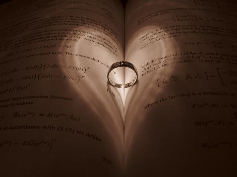 The Ring on the Book