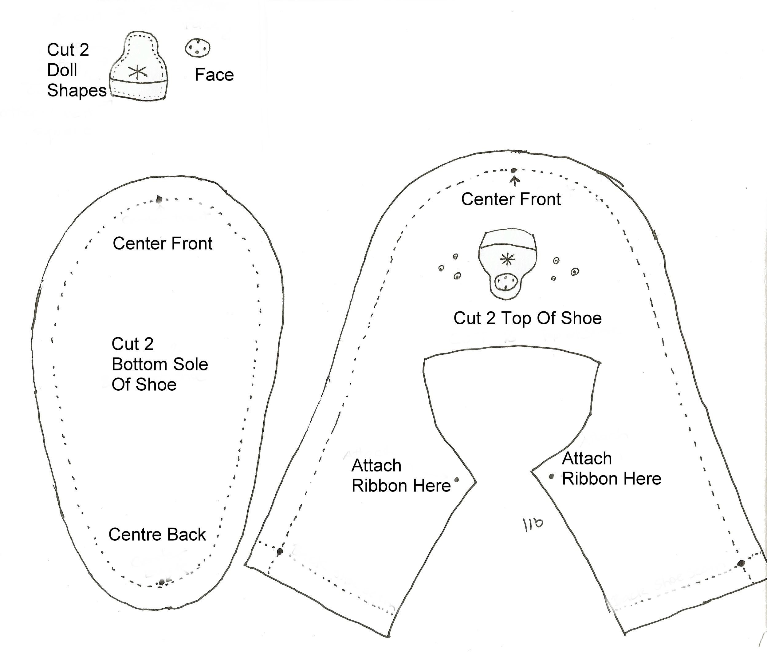 Tutorial Membuat Sepatu Bayi dari Kain Flanel My Official Site