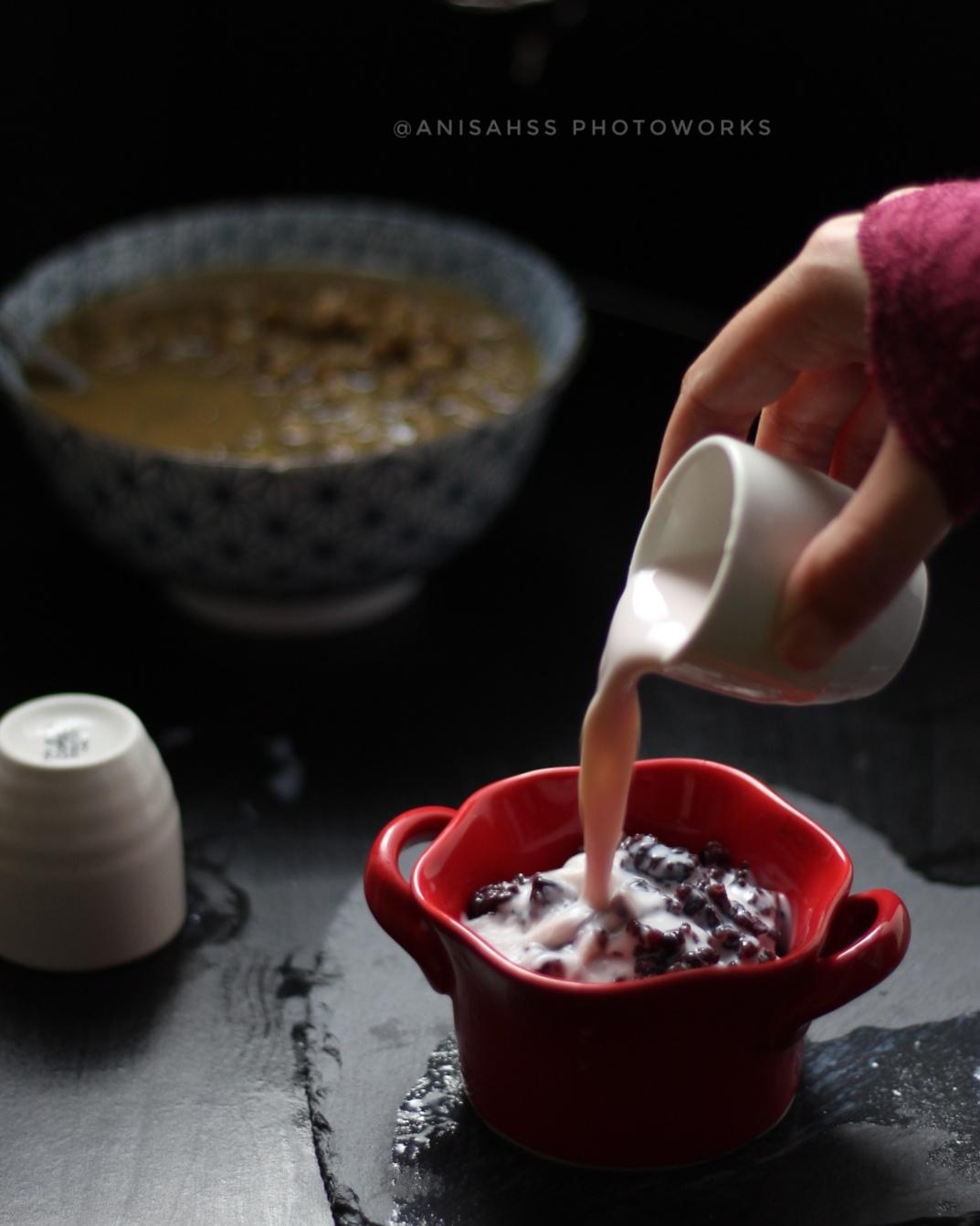 Resep Bubur Kacang Hijau KetanHitam